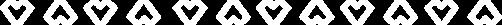 čičmany - srdiečka